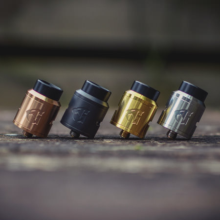 Goon RDA by 528 Customs different colors