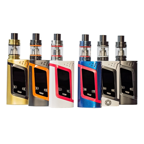 SMOK ALIEN 220W TC AND TFV8 BABY BEAST FULL KIT