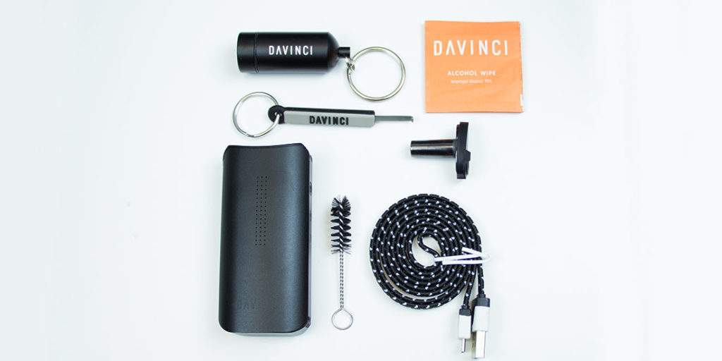 davinci cleaning tools