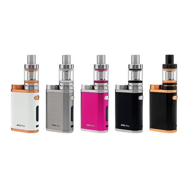 eleaf istick different colors